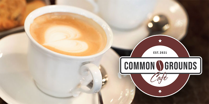 A Taste of Our New Common Grounds Café