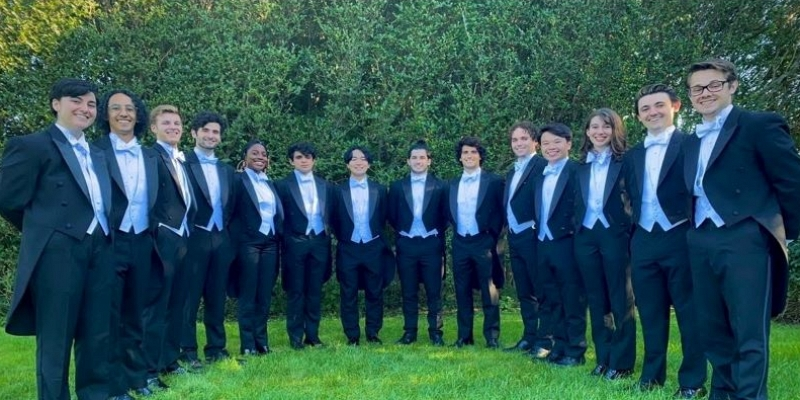 The Return of The Yale Whiffenpoofs