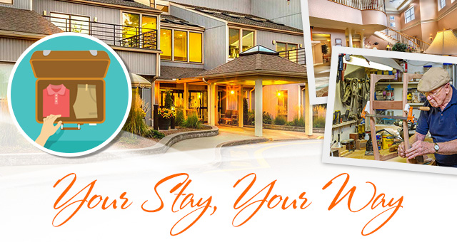 Plan Your Stay, Your Way at Covenant Village of Cromwell in Cromwell, CT