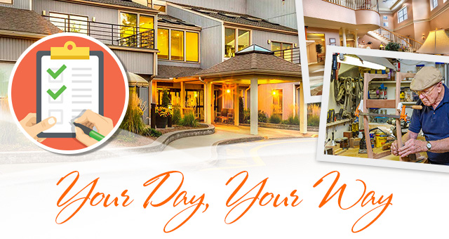 Plan Your Day, Your Way at Covenant Village of Cromwell in Cromwell, CT